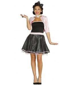 Disfraz de años 50