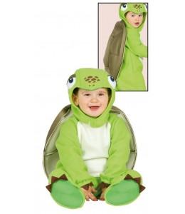 Disfraz de Tortuga Bebe
