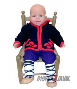 Mendigozale bebe