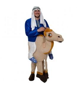 Disfraz de Jeque en Camello