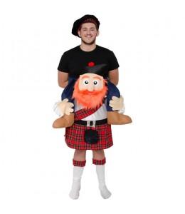Disfraz de Escoces a Hombros