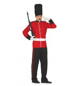 Disfraz de Soldado Ingles