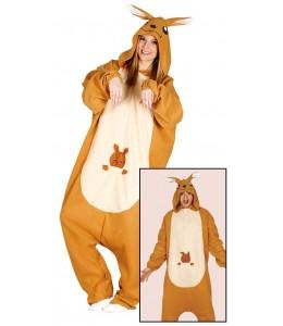 Disfraz de Canguro Pijama