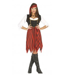 Disfraz de Piratesa de Altamar