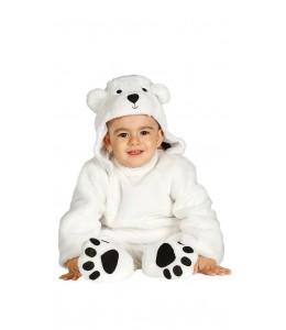 Disfraz de Oso Polar Baby