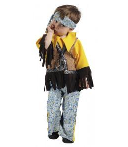 Disfraz de Hippie Niño Bebe