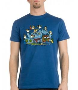 Camiseta kukuxumuxu Txakurlore