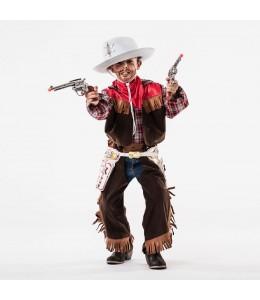 Disfraz de Vaquero Cuadros Infantil
