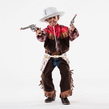 Comprar Disfraz de Vaquero Cuadros Infantil por solo 15.50€ – Tienda ... e36ef97bb98