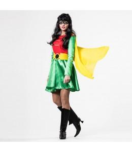 Disfraz de Robin Mujer