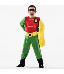 Disfraz de Robin Niño
