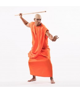Disfraz de Monje Budista