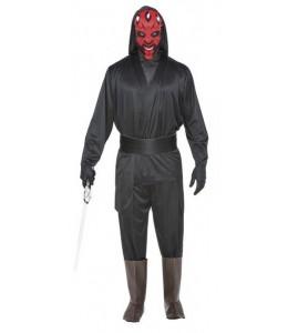 Disfraz de Malo Galactico Rojo