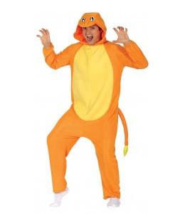 Disfraz de Dragon Naranja