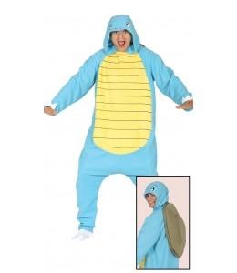 Disfraz de Tortuga Azul