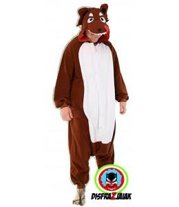Disfraz de Lobo Pijama