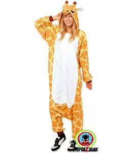 Disfraz de Jirafa Pijama Peluche