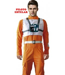 Disfraz de Piloto estelar