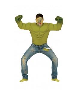 Camisa Musculos Verde