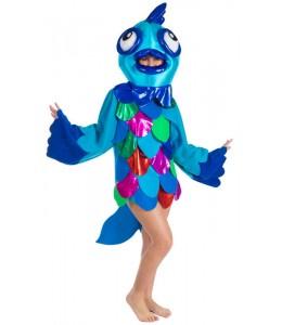 Kostüm Fisch Sardellen