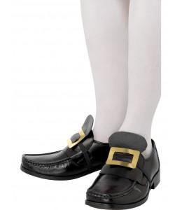 Hebilla metalica para zapatos