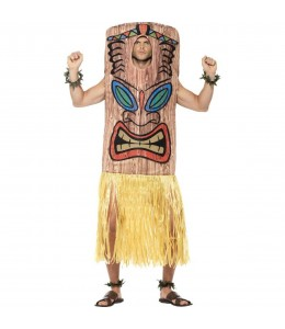 Disfraz de Tiki Totem