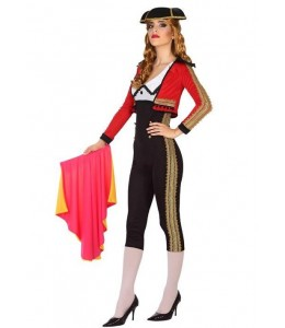Costume Bullfighter Black