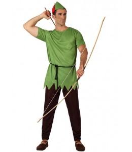 Disfraz de Arquero Verde