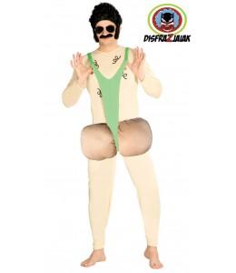 Disfraz de Borat Huevon