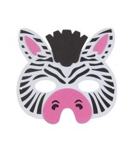 Mascara de Cebra Eva