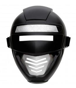 Mascara de Super Robot Negra