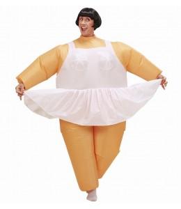Disfraz de Bailarina Hinchable