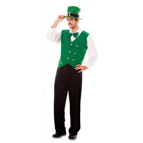 Disfraz de Irlandes