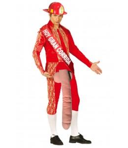 Disfraz de Bombero Torero