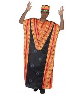 Disfraz de Africano