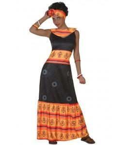 Disfraz de Africana