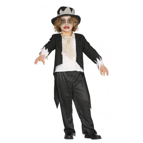 Disfraz de Novio Fantasma Infantil
