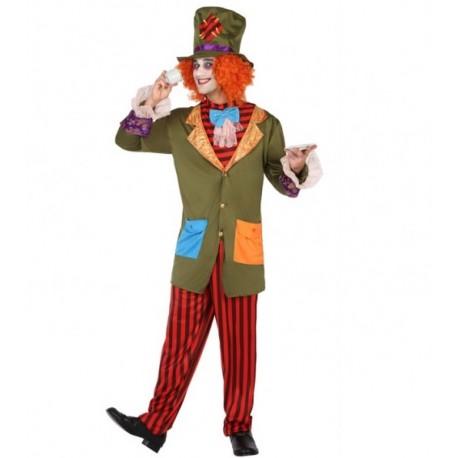 Comprar Disfraz de Sombrerero Loco Verde por solo 24.50€ – Tienda de ... 885ac8d5333