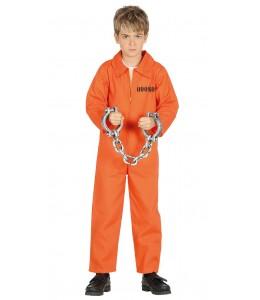Disfraz de Convicto Infantil