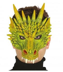 Media Mascara Dragon