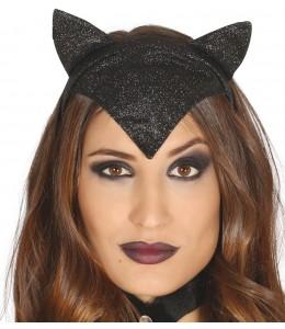 Diadema Mujer Gato
