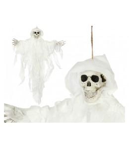 Esqueleto Blanco Colgante