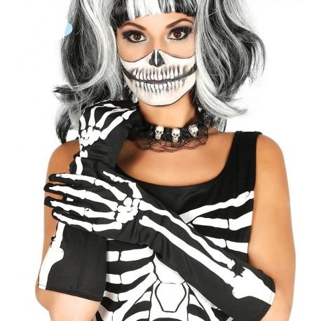 Guante Esqueleto Largo