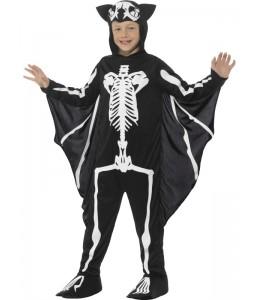 Disfraz de Murciielago Esqueleto Infantil