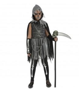 Disfraz de Esqueleto Ejecutora Infantil