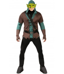 Disfraz de Duende Verde