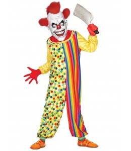 Costume de clown Tueur d'enfant