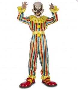 Costume Clown Prank Child