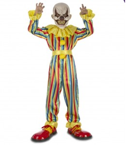 Costume De Clown Pour Enfant Polisson