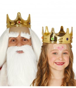 Corona Oro Infantil